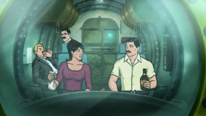 Season Four Archer Finale: Sealab 2021!