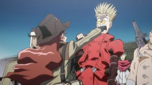 Trigun Badlands Rumble: A Sequel Movie to a 1998 Anime?