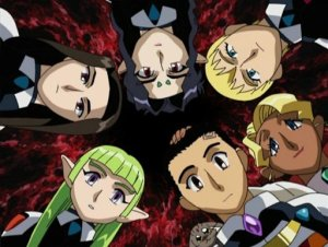 Tenchi Muyo! GXP: The Galaxy's Hottest Police Force