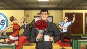 First Look Archer Season 5: No More ISIS