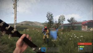 Rust: Minecraft Meets DayZ