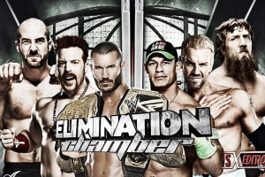 WWE Elimination Chamber 2014- Who Will Face Batista at Wrestlemania?