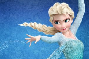 Frozen: Let It Go Ice Queen!