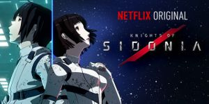 Anime Club: Knights of Sidonia
