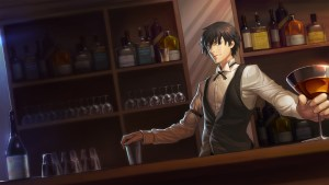 Anime Club: Bartender
