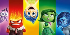 Inside Out: Emotions…Personified.