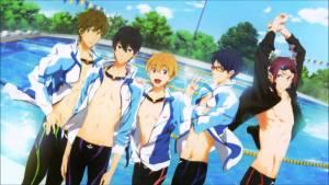 Anime Club: Free! Eternal Summer