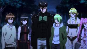 Anime Club: Akame Ga Kill