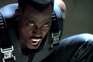 Blade: A 1990's Van Helsing?