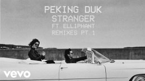 "With Not a Break, Peking Duk Brings Us the ""Stranger Remixes Part 2"""