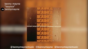 "benny mayne Seduces With Guitar in the Acoustic Version of ""bounce"""