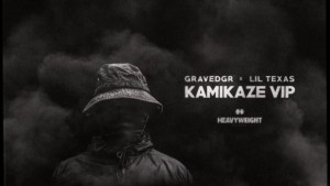 "Who Needs More HARDCORE? Lil Texas Releases VIP Remix of GRAVEDGR's ""KAMIKAZE"""