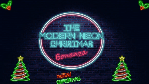 Modern Neon Presents: Christmas Bonanza 2019! 25 Days of Christmas Movies!