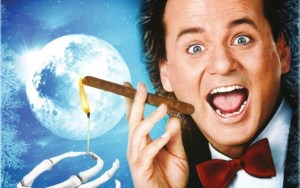 Scrooged: Bill Murray's Deadpan Clashes With The Charles Dickens Classic (Day #12)