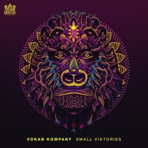 "Electro Hip Hop Group Vokab Kompany Drop New Funky  LP ""Small Viktories"""