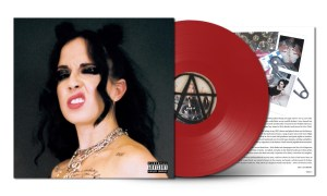"Sizzy Rocket Announces Brand New Limited Edition ""Anarchy"" Album Vinyl"