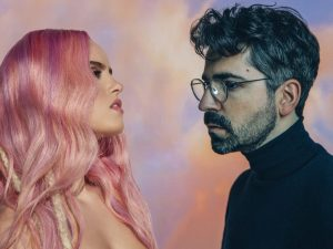 "Felix Cartal Is Back With Songstress Kiiara in New Uplifting Loser Anthem ""Happy Hour"""