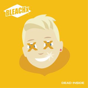 """BLEACHx Makes His Solo Debut with Playfully Dark Single + Music Video """"Dead Inside"""""""