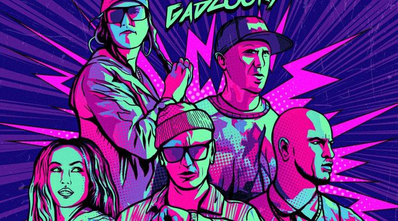 "West Coast Innovators Ultimate Fantastic Drop 2nd Experimental Electrohop Album ""Gadzooks"""