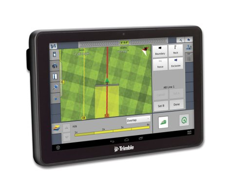 Trimble TMX-2050 Display