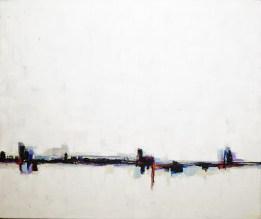 Horyzont, obraz, Tomasz Boruch, akryl, abstrakcja, modernart, rzeszów, rzeszow, podkarpackie