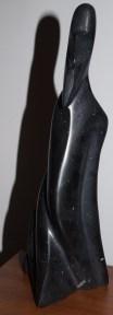 Bazaltowa wyspa, rzeźba,Tomasz Boruch, artysta, malarz, rzeźbiarz, marmur