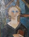 Leon Józef Chrabko, malarstwo, rzeźba, projektowanie wnętrz, projekty domów, Tomasz Boruch, ModernArt