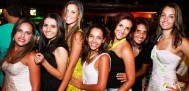 Brazilian girls in a nightclub World Cup 2014 Brazil