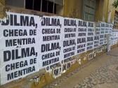 """""""DILMA, CHEGA DE MENTIRA"""""""