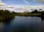 The lakes of Lapinha da Serra