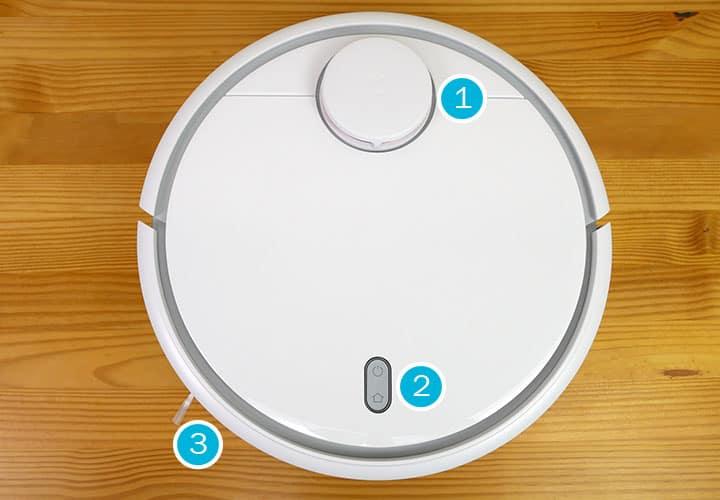 Xiaomi Mi Robot Vacuum Review Chinese