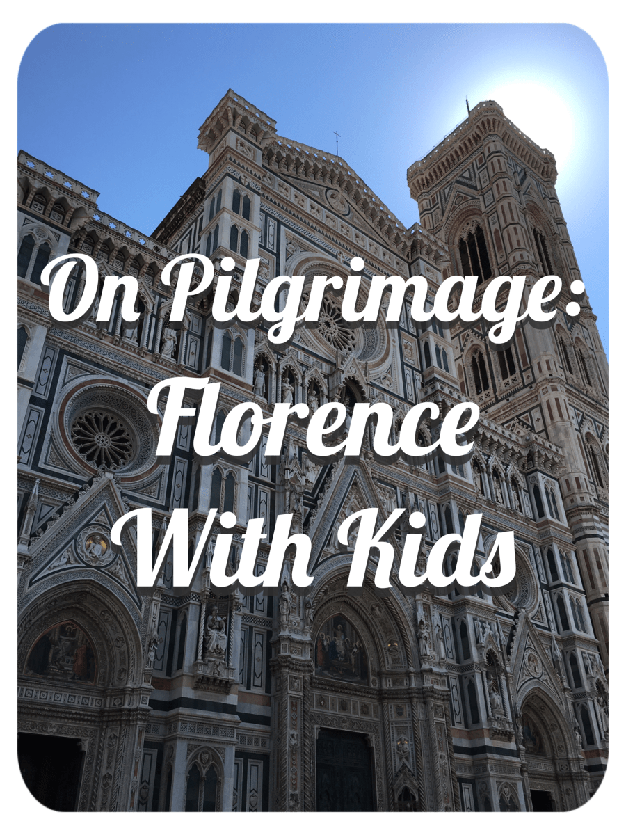 7 Quick Takes in Florence