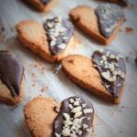 Kruche ciasteczka na Walentynki