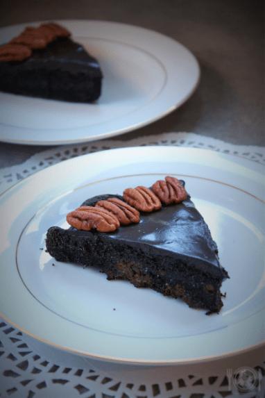 Keto ciasto czekoladowe