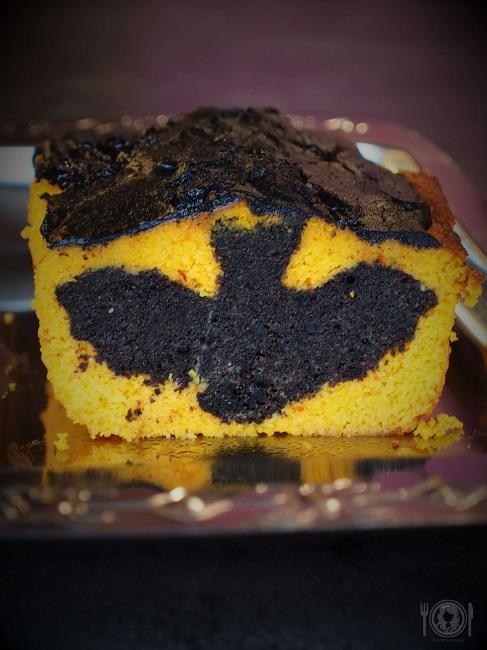 Keto ciasto na Halloween