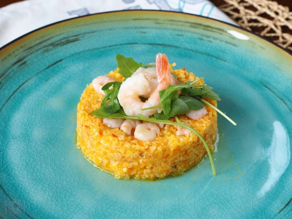 risotto dyniowe