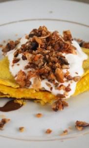 Keto granola (Paleo, LowCarb)