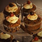 keto muffiny piernikowe