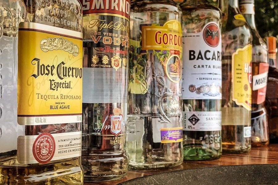 Alkohol na dieta