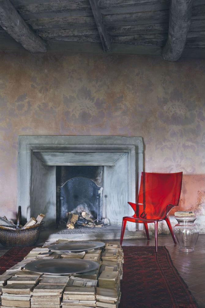 Swivel Armchairs Living Room