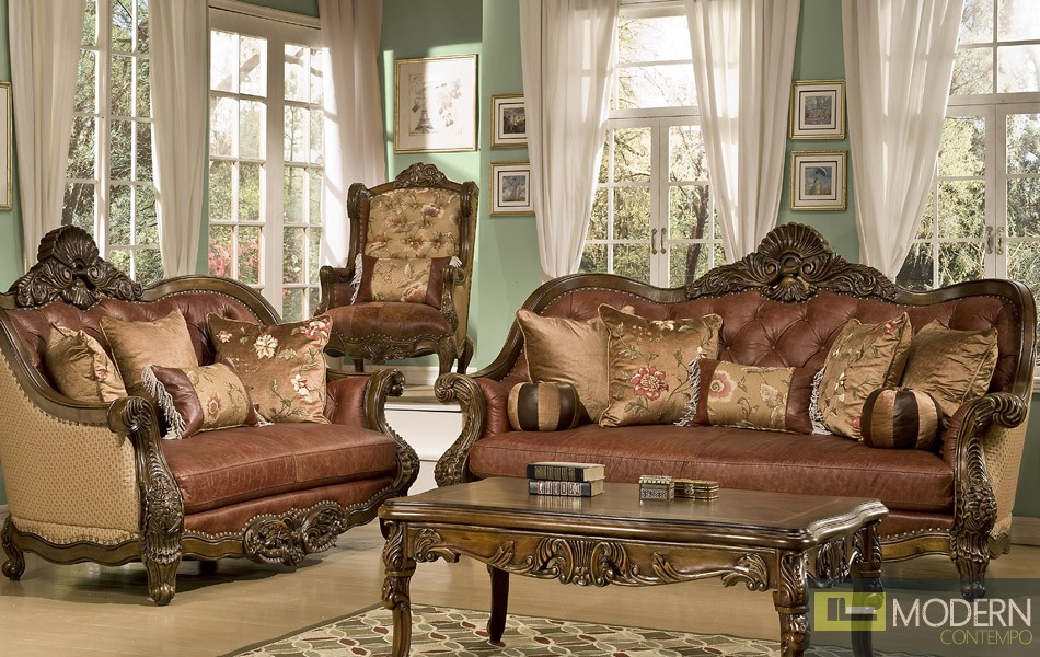 Formal Leather Sofa Formal Leather Living Room Furniture