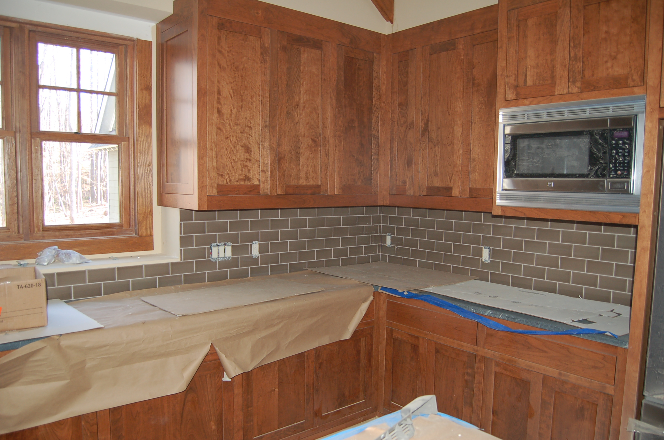 Fixtures And Finishes Modern Craftsman Style Home