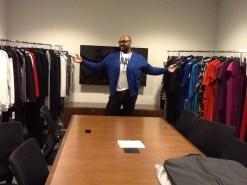BTS - TIM at QL Show wardrobe