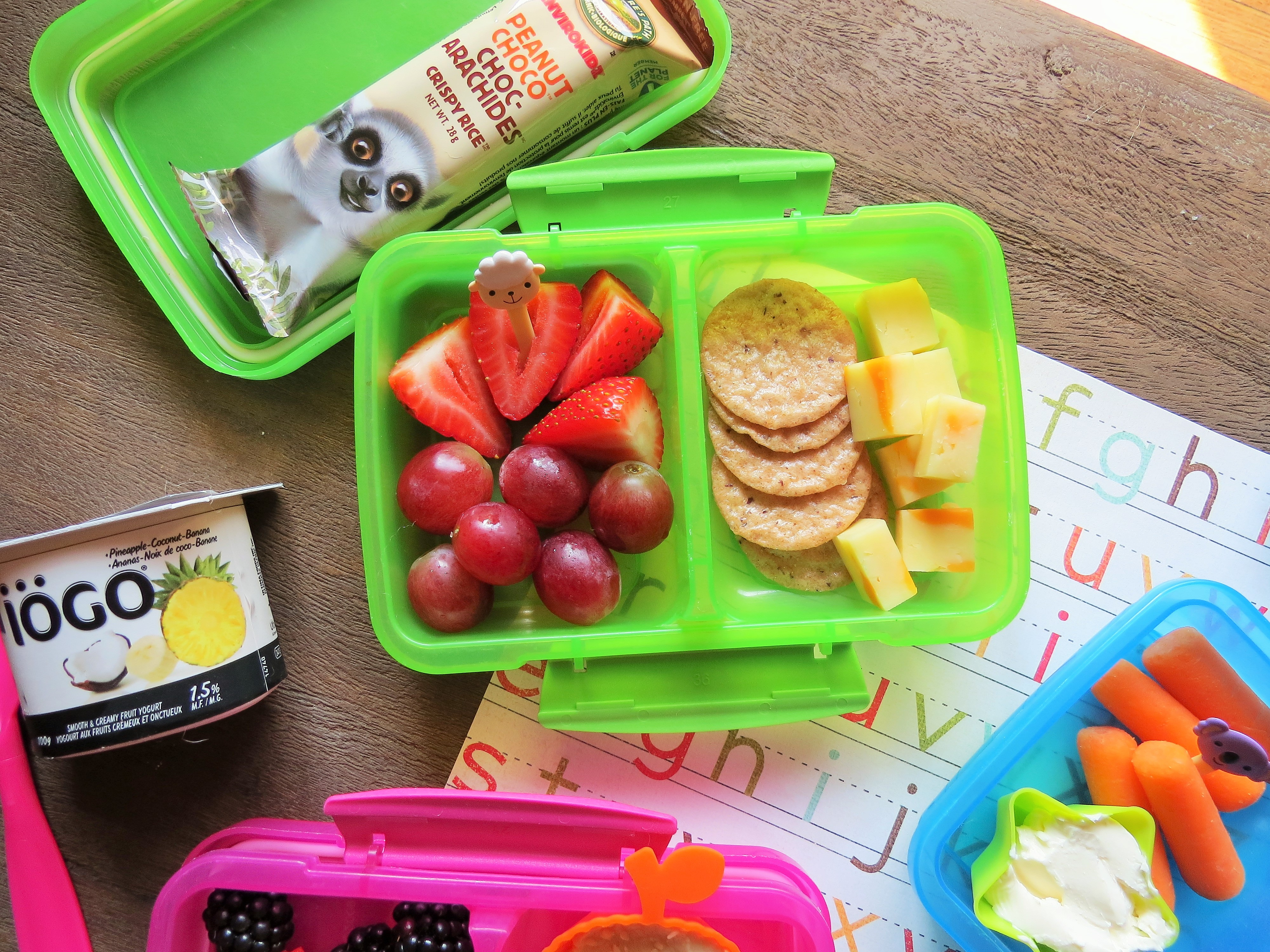 Healthy Snack Ideas For Kindergarten Nutrition Breaks