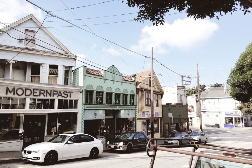 San Francisco Neighborhood Guide