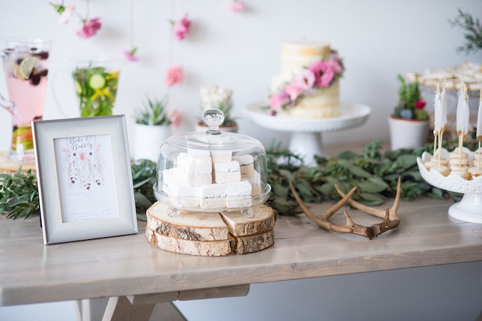 Make Your Pinterest Board Come To Life With These Feminine And Dreamy Bridal Shower Ideas