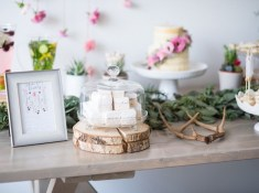 Feminine Bridal Shower