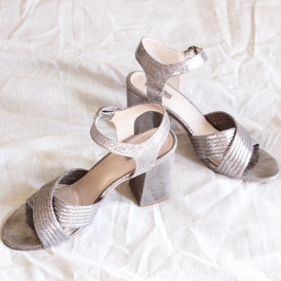 Spice Up Your Shoe Collection With These Stunning Yet Modest Metallic Shoes That Will Be Everywhere For The Next 3 Months