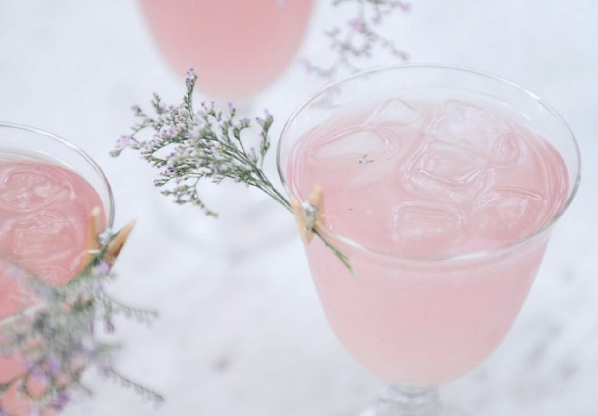 Signature Bridal Party Cocktails