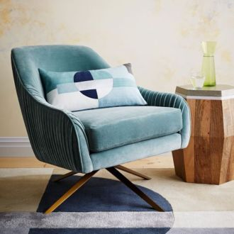 Shop: Blue Chair / Modern Daydream Living